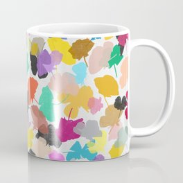 buttercups 2 sq Coffee Mug