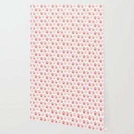 Lovely Foot Pattern Wallpaper