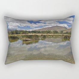 Andean landscape Rectangular Pillow