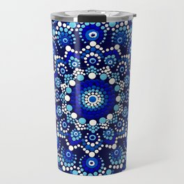 Greek Eye Travel Mug