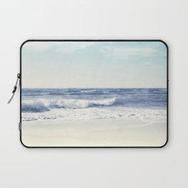 North Shore Beach Laptop Sleeve