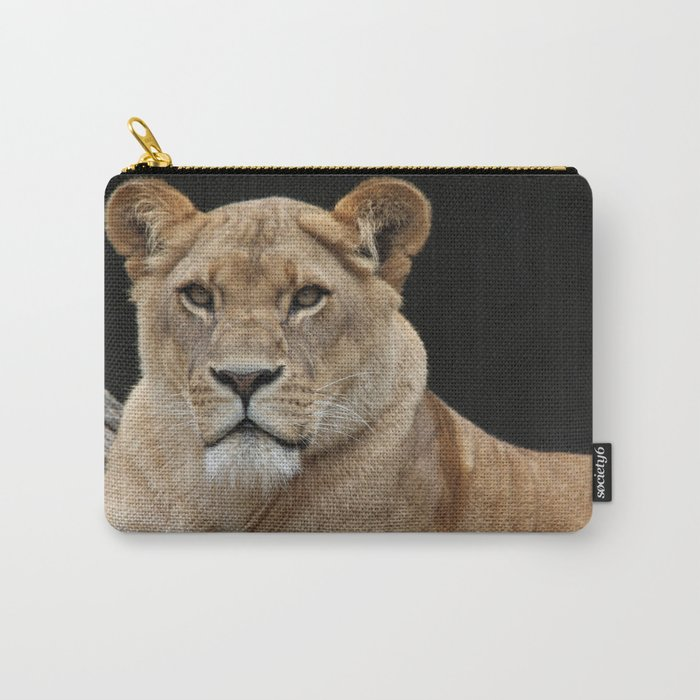The lion 4 Carry-All Pouch
