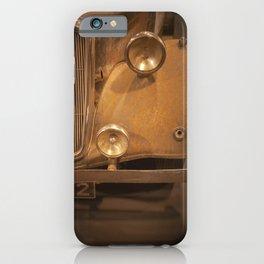 Wolseley iPhone Case