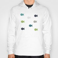 under the sea Hoodies featuring Under The Sea by LLL Creations
