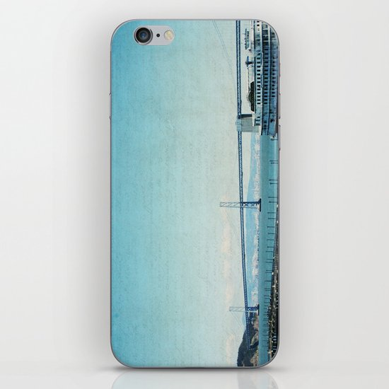 Letters From San Francisco iPhone & iPod Skin