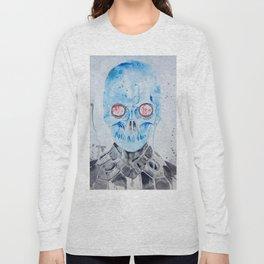Freeze's Skull Long Sleeve T-shirt
