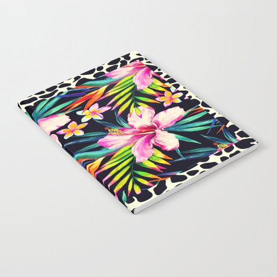 tropical wild 2  Notebook