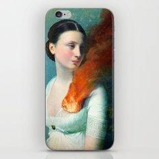 Portrait of a Heart iPhone Skin