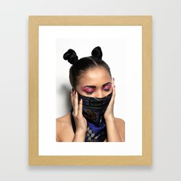 Trine Incognito Framed Art Print
