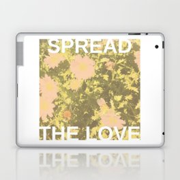 Spread the Love Laptop & iPad Skin