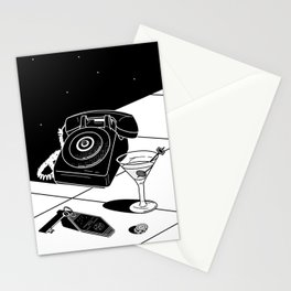 Tranquility Base Hotel + Casino Stationery Cards