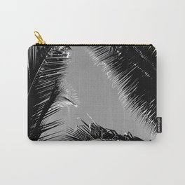 Vintage Hawaiian Palm Leaves at Twilight Carry-All Pouch