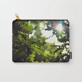 Dreamy forest - Landscape Photography #society6 Carry-All Pouch