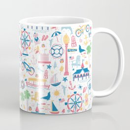 Newport Harbor Doodles Coffee Mug