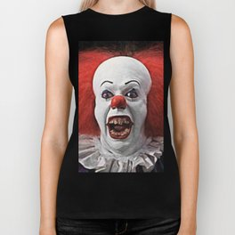 Pennywise The Clown Biker Tank