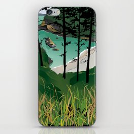 Cape Disappointment iPhone Skin