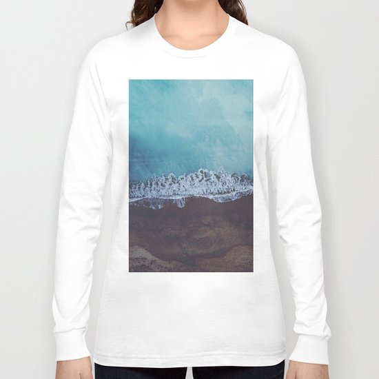 Oceans away Long Sleeve T-shirt