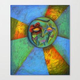 Universal Expression Canvas Print