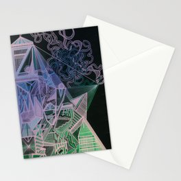 Structures II Stationery Cards