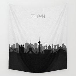 City Skylines: Tehran Wall Tapestry