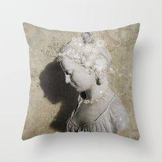 Goddess Spring Throw Pillow
