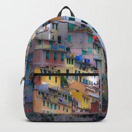 Enchanting Cinque Terre Backpack