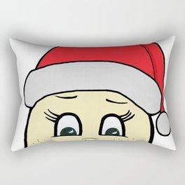 Merry Christmas,Frohe Weihnachten,Joyeux Noël ,Buon Natale,Navidad,Feliz Natal,С Рождеством Rectangular Pillow