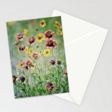 Sunshine at my feet Stationery Cards