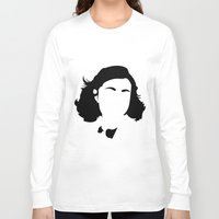 my mad fat diary Long Sleeve T-shirts featuring Faceless Frank's Diary by StayDry