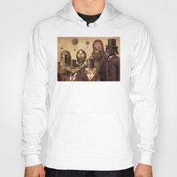 victorian Hoodies featuring Victorian Wars (A2 format)  by Terry Fan