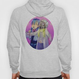 Watch out! Clear and Aoba Hoody