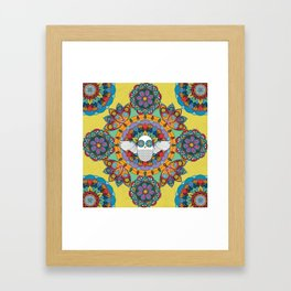 Mandowla Framed Art Print