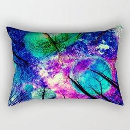 My sky Rectangular Pillow