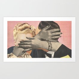 a private love Art Print