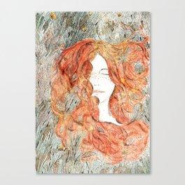 Perfume #1 Canvas Print