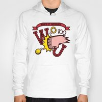 wreck it ralph Hoodies featuring Wreck-It Ralph: Wreck-It University by Macaluso