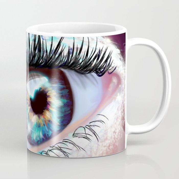 Eye love glitter Coffee Mug