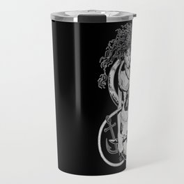 Fiji Mermaid Travel Mug