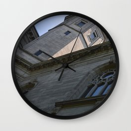 whiplash Wall Clock