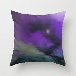 Auroras Throw Pillow