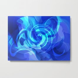 Abstract XVI Metal Print