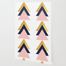 Set of triangles Wallpaper