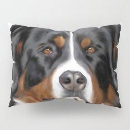 BERNESE MOUNTAIN DOG ART Pillow Sham