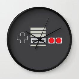 NES Legacy Wall Clock