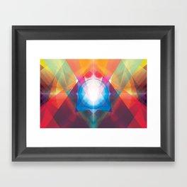 PRYSMIC Framed Art Print