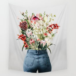 Bottomless Bouquet Wall Tapestry