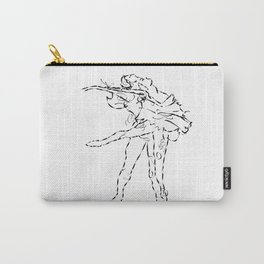 Ballet dancers Tchaikovsky : Swan Lake Carry-All Pouch