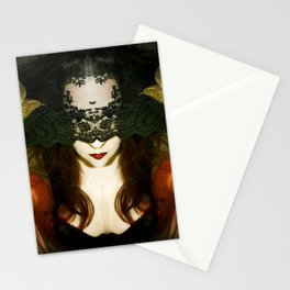 Madame Mayhem Stationery Cards