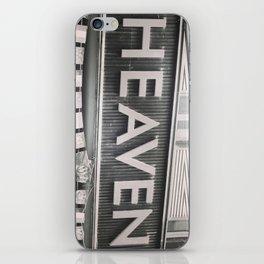 Heaven iPhone Skin