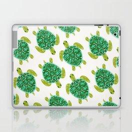Sea Turtle – Green Palette Laptop & iPad Skin